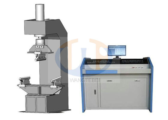 Computer Control Flexural Testing Machine FTM - W200 Open Side More Accurately